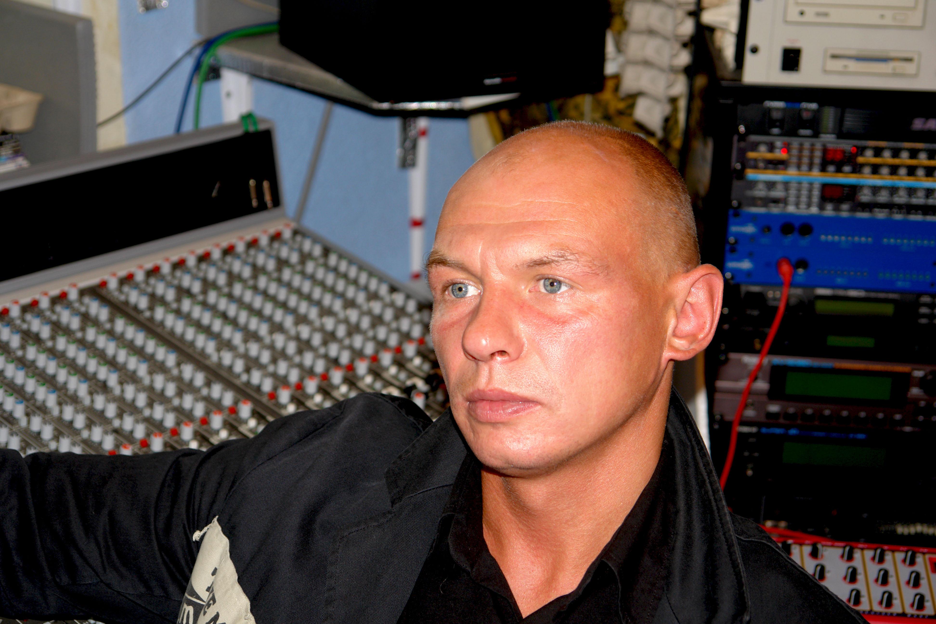 Олег Радский in Studio