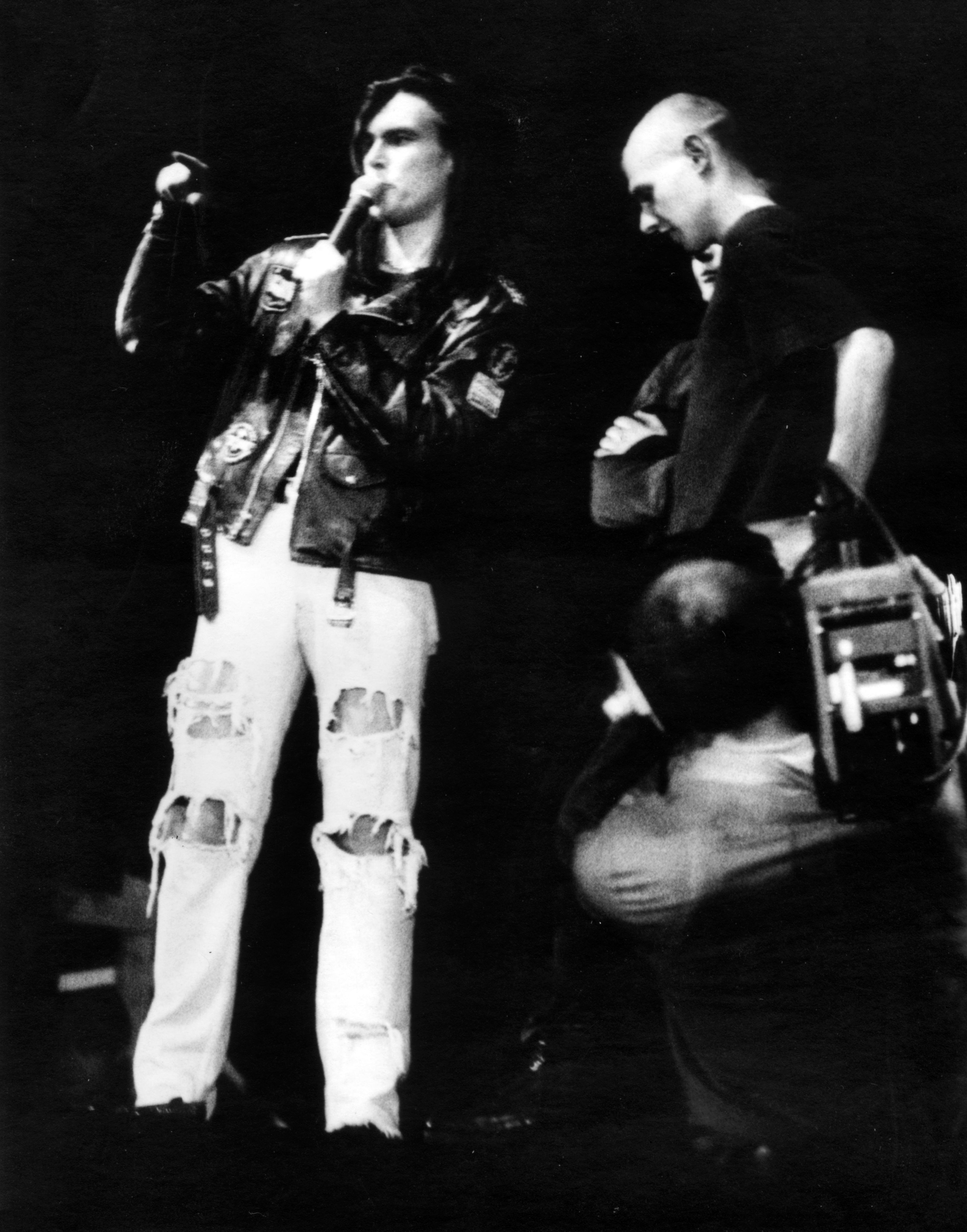 Arrival @ Igor's Pop Show 1993