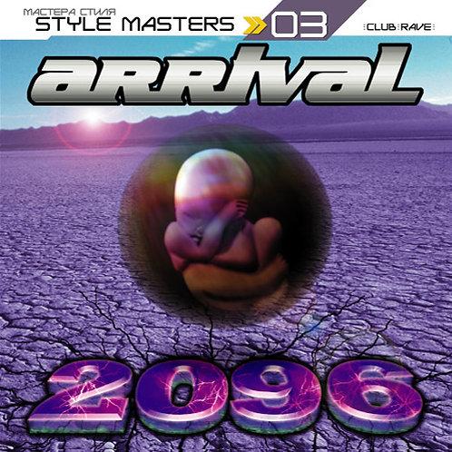 """2096""  ARRiVAL  (Переиздание)"