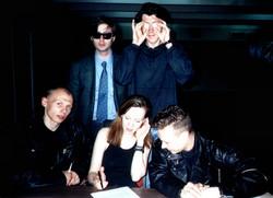 Arrival @ M-Radio 1992 _