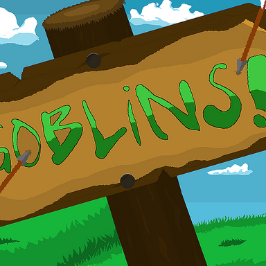 Goblins! Main Menu art