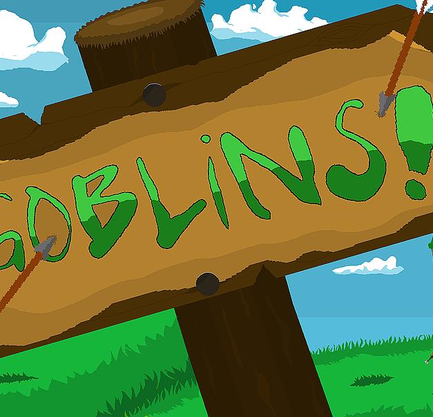 Goblins! Main Menu art