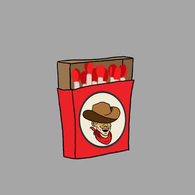 """""""Lucky"""" Matchbox NPC Concept"""