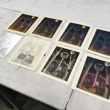 Intaglio Prints