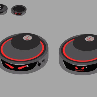 Robot Cleaner Concept