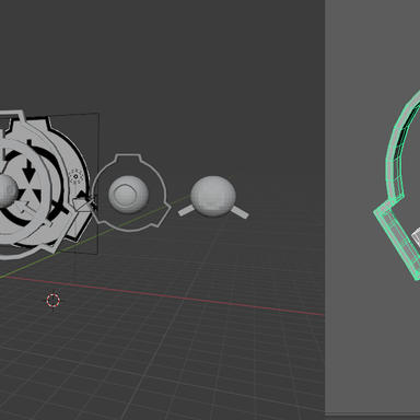 Initial Setup & Modelling