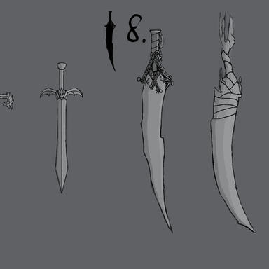 Dragon Sword - Iteration