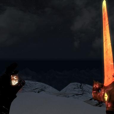 Dragon Sword - In Game