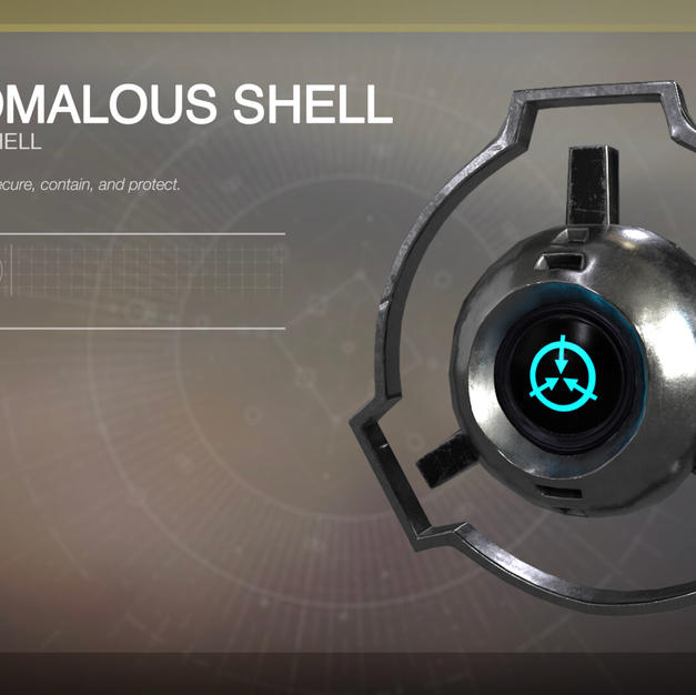Ghost Shell & UI - Final Render
