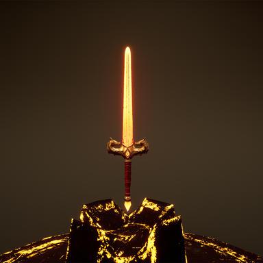 Dragon Sword - Final Renders