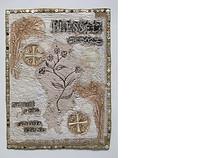 Grave Rubbing Quilts, Susan Lenz