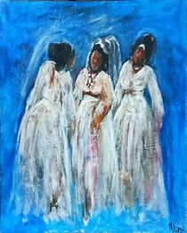 Madge Scott Spirituals artwork