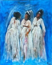 Madge Scott Spirituals artwork