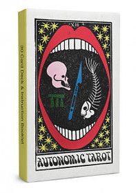 Autonomic Tarot deck, David Keenan & Sophy Hollington