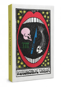 Autonomic Tarot deck, David Keenan & Sophy Hollington
