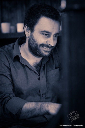 Momchil Atanasoff, Composer, Pianist
