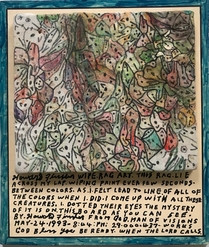 Howard Finster artwork
