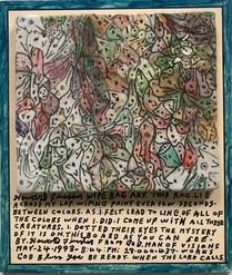 Howard Finster artwork