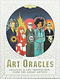 Art Oracles, Katya Tylevich & Mikkel Sommer Christensen