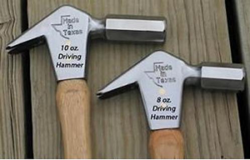 Jim Poor/Flatland Forge Driving Hammer