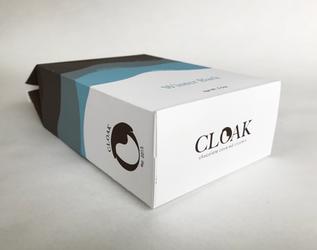 Cloak Chocolate Clusters