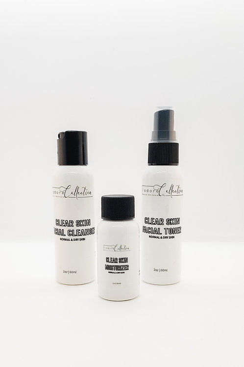 Wholesale Clear Skin Collection