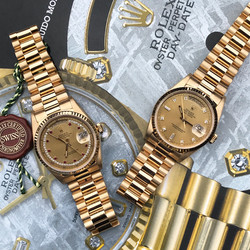 Rare Rolex Day-Date