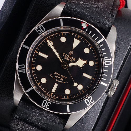 Discontinued Tudor ETA Black Bay 79220N With Box & Papers 2016 Partially Sealed