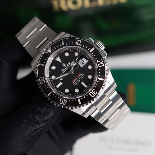Gents Stainless Steel Anniversary Rolex Sea-Dweller 43 MK1 Dated 2017