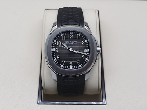 Gents Stainless Steel Patek Philippe Aquanaut 5167A-001