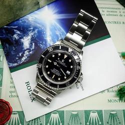 Rolex Sea Dweller 16600 Service