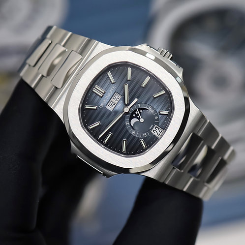 Unworn 2020 Gents Stainless Steel Patek Philippe 5726/1A Complete With B & P