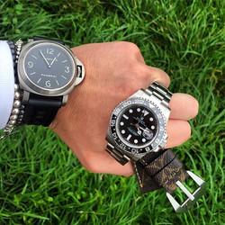 Rolex GMT-Master II 116710LN Panerai