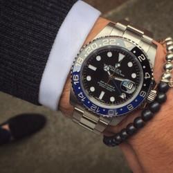 Rolex Batman GMT-MASTER 116710BLNR