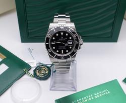 Unworn Rolex Submariner 116610LN