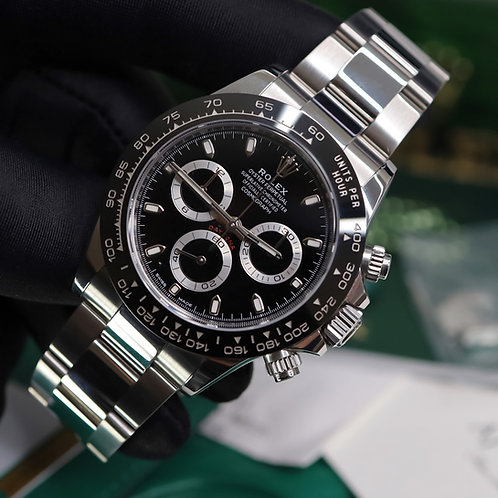 Gents Stainless Steel Rolex Oyster Perpetual Daytona 116500LN 2019 UK Supplied