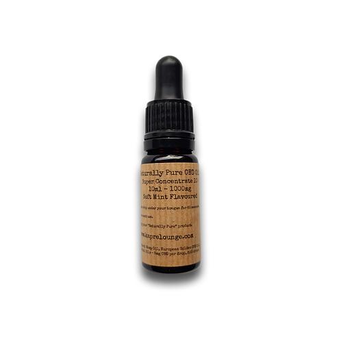 Kapre CBD 10% Full Spectrum Hemp Oil 10ml Dropper Bottle