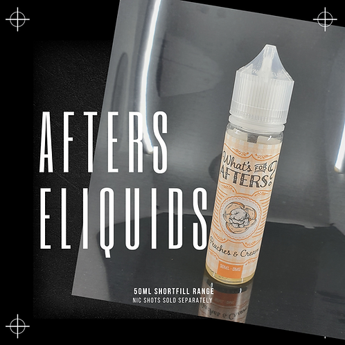WHATS FOR AFTERS 50ML ELIQUIDS 0MG
