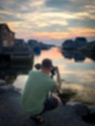 Andre Audet, landscape photographer