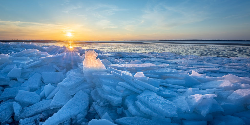 The Ice and the Sun