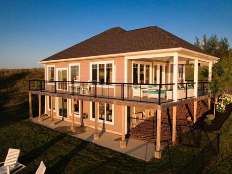 Real Estate Drone Video | 16 allée Charles à Louis, Sainte-Marie-de-Kent, NB