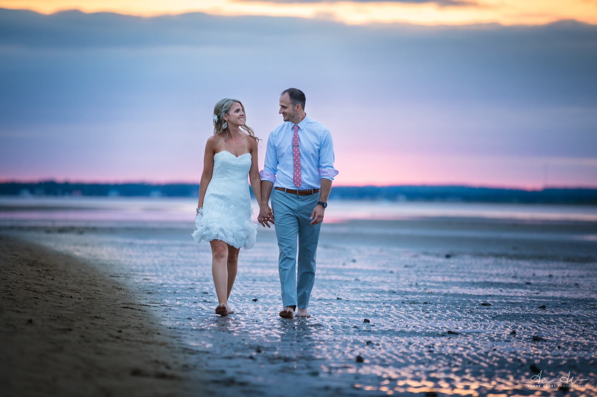 Parlee Beach wedding