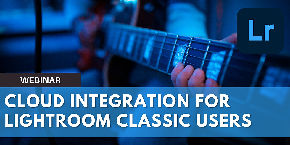 Cloud Integration for Lightroom Classic Users
