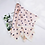 Thumbnail: Waterfall dotted scarf