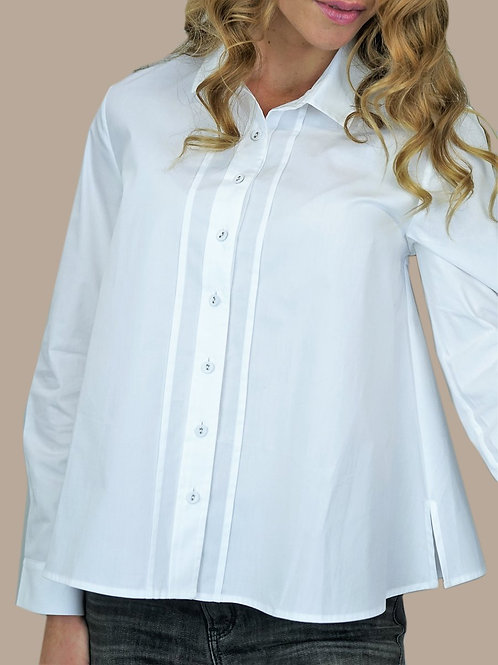 Clara Cotton Shirt