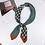 Thumbnail: Floral printed scarf