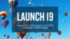 Launch 19 16x9 hot air balloon sized 192