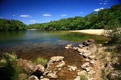 Praias do Rio Novo