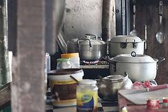 Christo's Reich... hier wird so manche kulinarische Höchstleistung vollbracht.