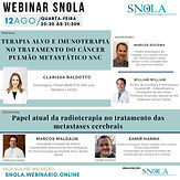 Terapia Alvo e Imunoterapia no Tratamento do Câncer Pulmão Metastático SNC
